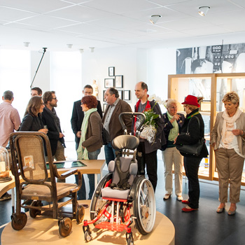 dimensionen querdenken Museumseröffnung